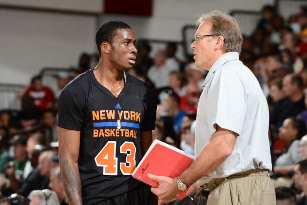 New York Knicks' Most Intriguing Summer League Prospects