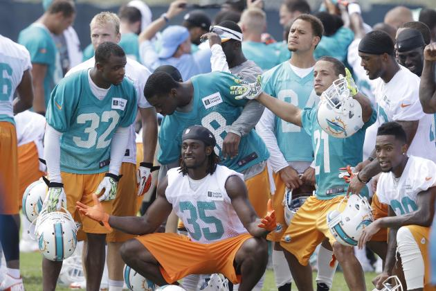 5 Biggest Areas of Concern for the Miami Dolphins Heading into Training Camp