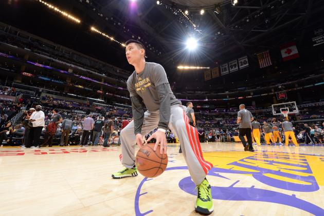 7 Predictions for Jeremy Lin's First Year as a Los Angeles Laker