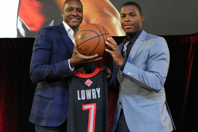 Grading Toronto Raptors' Offseason Moves So Far
