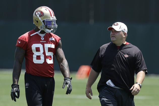 San Francisco 49ers: Predicting Winners of Training Camp Battles on Offense