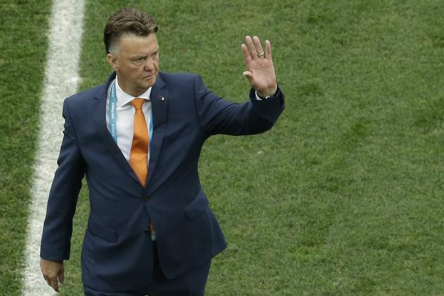 Ranking Louis can Gaal Amongst All-Time Dutch Bosses