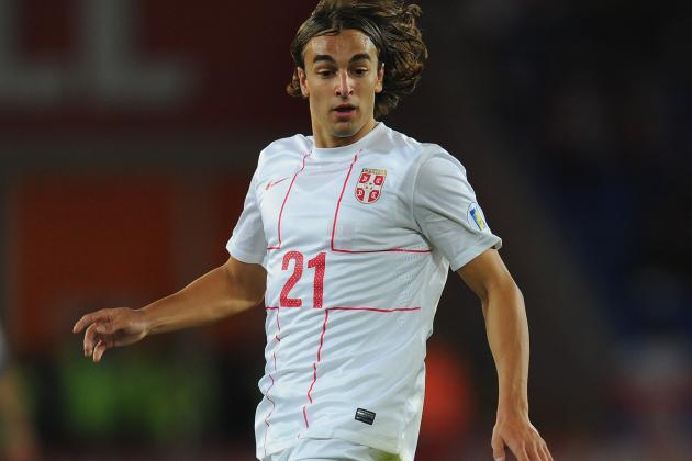 Picking a Liverpool Starting XI to Include Lazar Markovic
