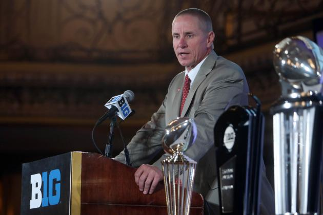 5 Issues We Would Love Wisconsin's Gary Andersen to Address at B1G Media Days