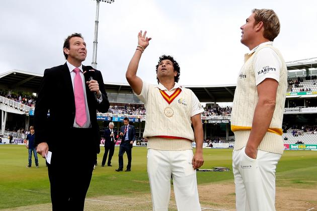 Warne vs. Tendulkar and 20 Great Cricket Duels and Rivalries of the Modern Era