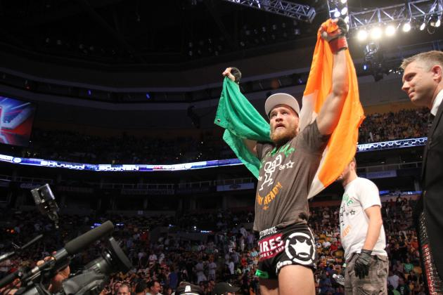 Conor McGregor vs. Diego Brandao: Full Head-to-Toe Breakdown