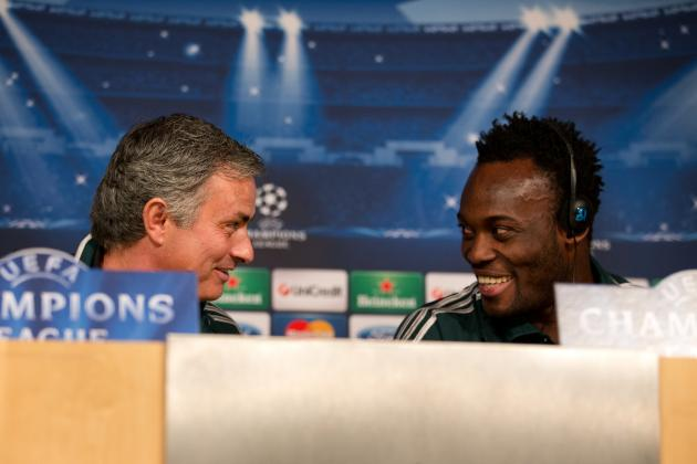 The 10 Best Moments of Michael Essien's Career