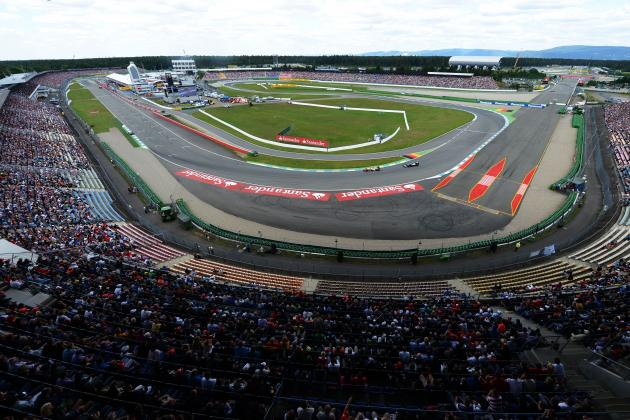 German Grand Prix 2014 Preview: Start Time, TV Info, Weather, Schedule, Odds