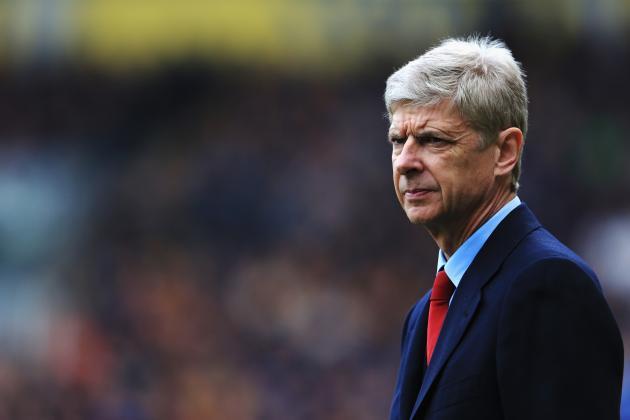 Arsenal FC: Predicting the Gunners Starting XI for the 2014-15 Season