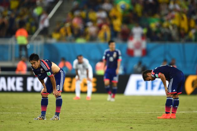 10 Most Boring Games of the 2014 World Cup