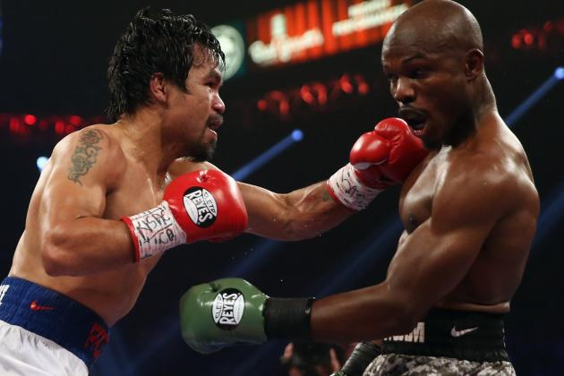 Manny Pacquiao vs. Chris Algieri: Head-to-Toe Breakdown of Both Fighters