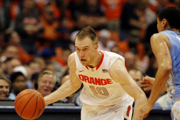 Syracuse Basketball: Orange Most Likely to Make All-ACC Team