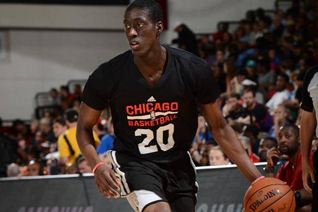 2014 NBA Summer League Stars Who Are for Real