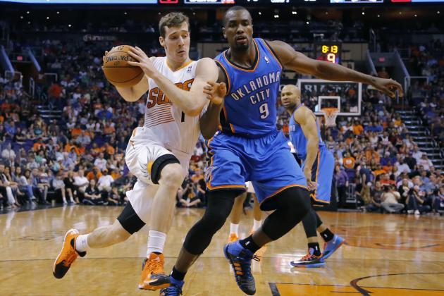 Report Card Grades for Phoenix Suns' 2014 Offseason so Far