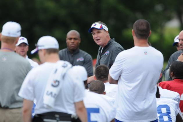 5 Biggest Areas of Concern for Buffalo Bills Heading into Training Camp
