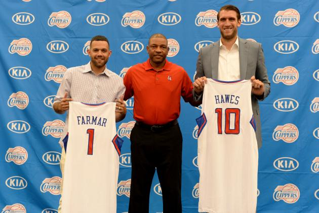 Report Card Grades for LA Clippers' 2014 Offseason so Far