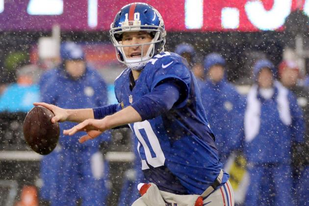 The 5 Most Super Plays of Eli Manning's Career
