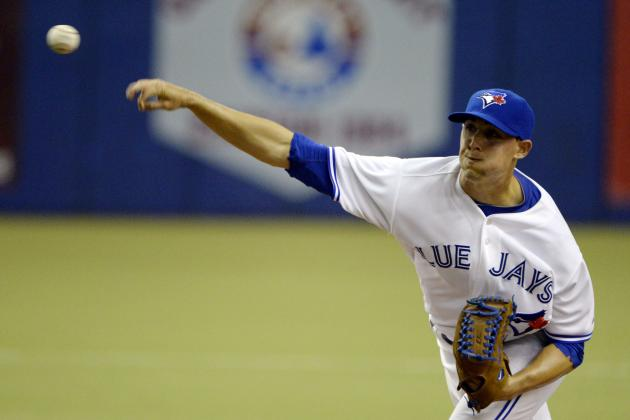 Ranking Toronto Blue Jays' Best Minor League Bargaining Chips