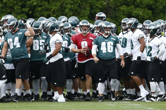 Projected Philadelphia Eagles Final 53-Man Roster, Pre-Training Camp Edition