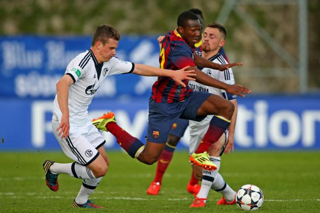 5 Barcelona Youth Prospects Set for Stardom