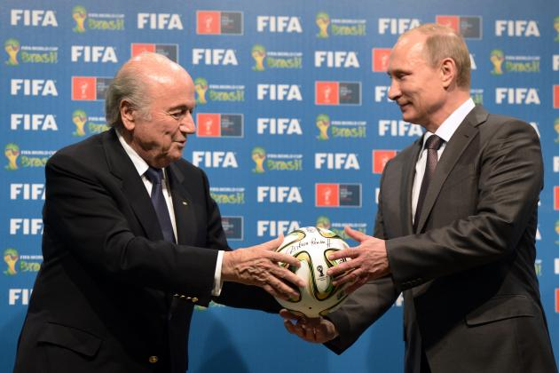 10 Things Russia Can Do Better Than Brazil as World Cup Hosts