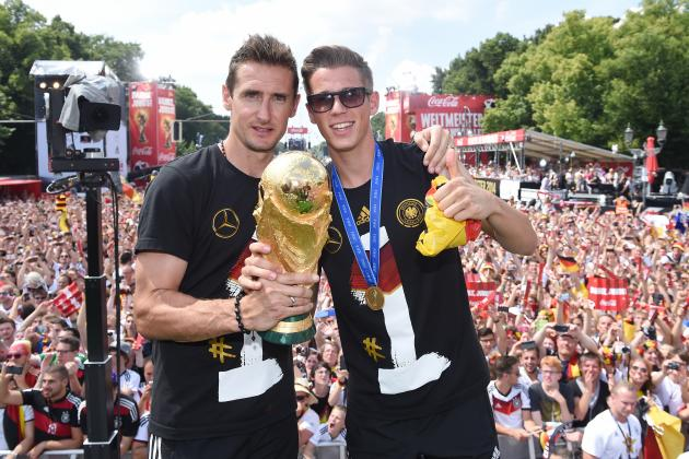 10 Reasons Why Germany Will Defend World Cup Successfully in 2018
