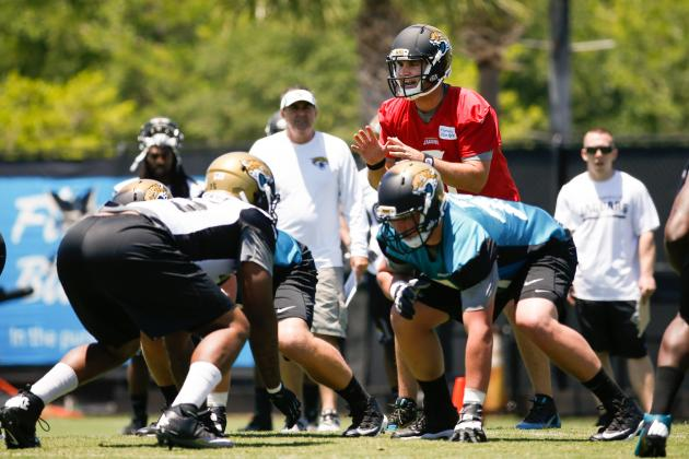 Projected Jacksonville Jaguars' Final 53-Man Roster, Pre-Training Camp Edition
