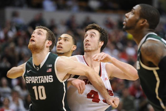 Michigan State Basketball: Mismatches Spartans Are Dreading in 2014-15