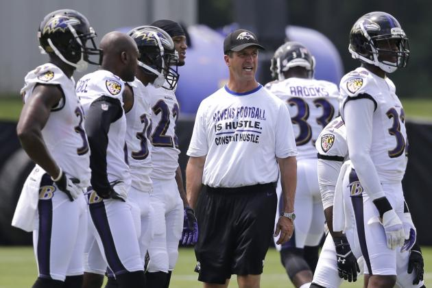 Projected Baltimore Ravens' Final 53-Man Roster, Pre-Training Camp Edition
