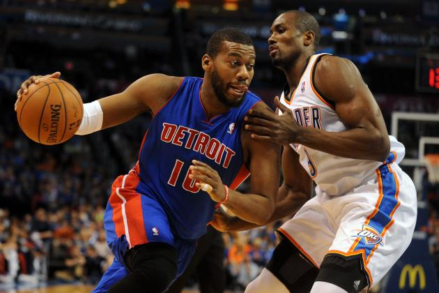 Best Potential Landing Spots for 2014 Restricted Free Agent Greg Monroe