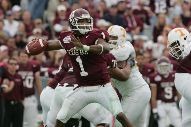 Texas A&M Football Recruiting: 10 Best Aggie Recruits from BCS Era