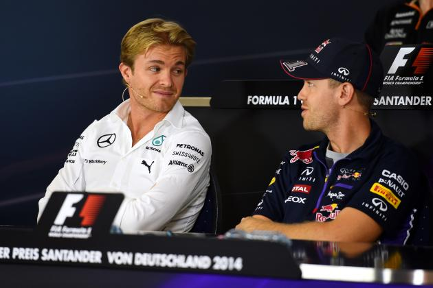 Formula 1's Latest Rumours and Talk: Paddock News from 2014 German Grand Prix