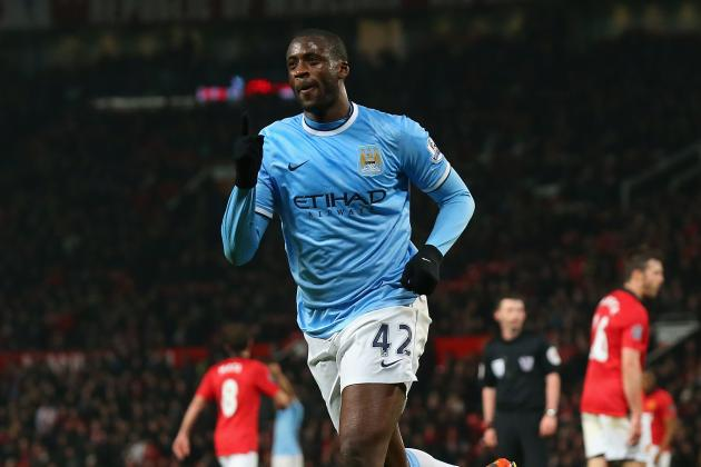 Paper Gossip: Yaya Toure Rejects Manchester United Move, Man City Eye Barkley