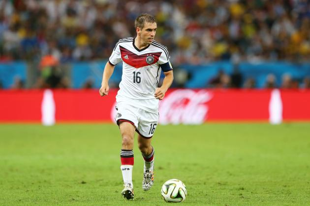 Replacing Philipp Lahm: 6 Possible Long-Term Successors at Right-Back
