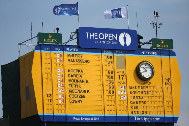 British Open 2014 Results: Biggest Winners and Losers from Day 2