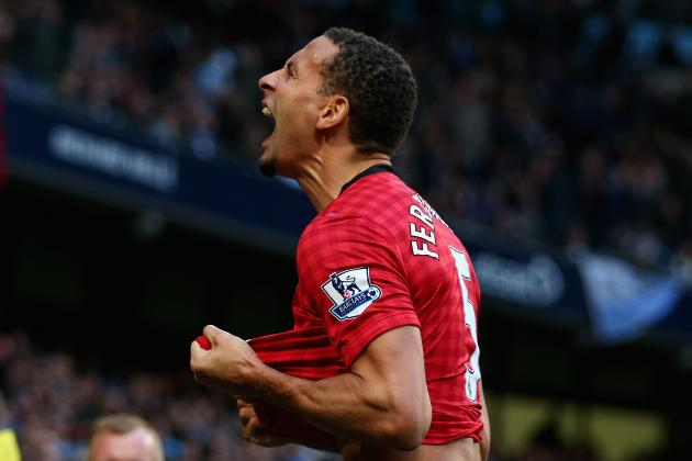Highs and Lows of Rio Ferdinand's Manchester United Career