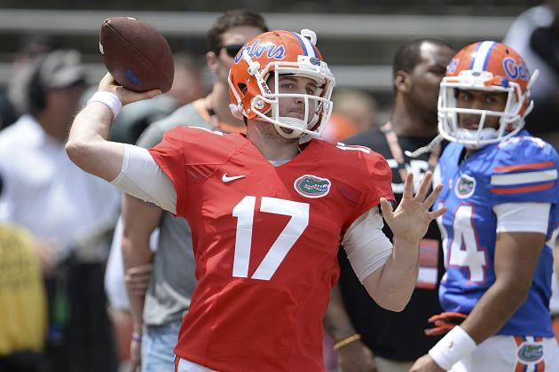 Florida Football: Previewing 5 Biggest Position Battles Heading into Fall Camp