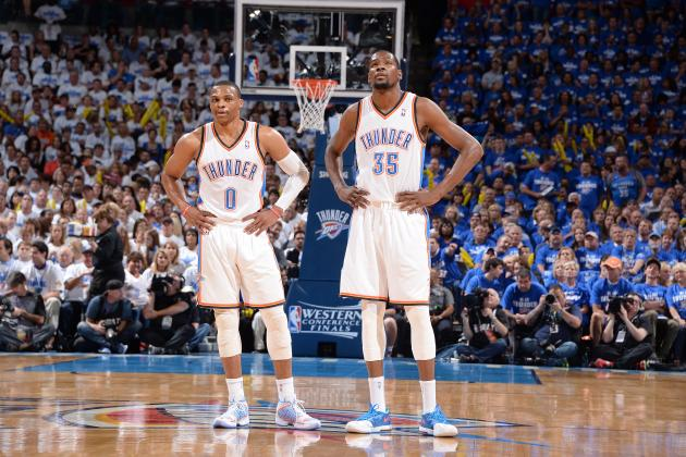 Report Card Grades for OKC Thunder's 2014 Offseason So Far