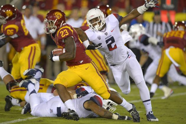 USC Football: Previewing 7 Biggest Position Battles Heading into Fall Practice