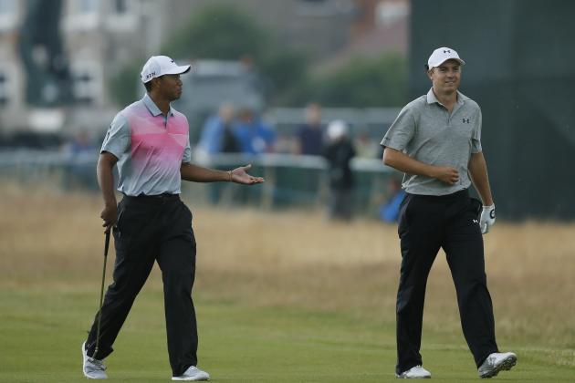 Tiger Woods at British Open 2014: Grading Day 3 Performance at Royal Liverpool