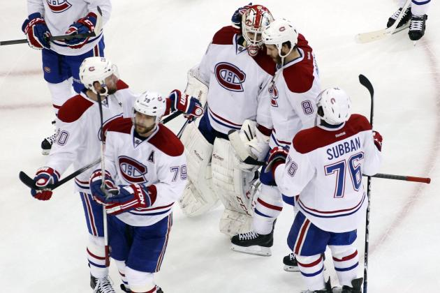 Odds for Each of Canada's NHL Teams to Win the 2014-15 Stanley Cup