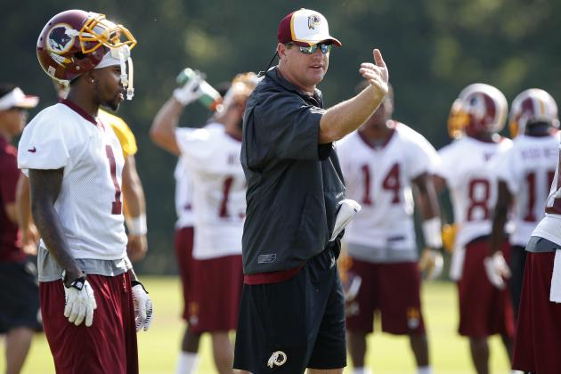 Washington Redskins' Training Camp To-Do List