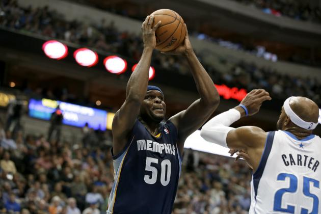 Report Card Grades for Memphis Grizzlies' 2014 Offseason so Far