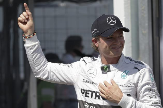 German F1 Grand Prix 2014 Results: Winner, Standings, Highlights and Reaction