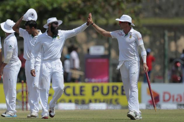 Sri Lanka vs. South Africa, 2014: Player Ratings After 1st Test in Galle