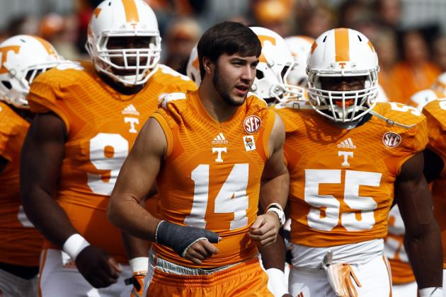 Tennessee Football: Previewing 5 Biggest Position Battles Heading into Fall Camp