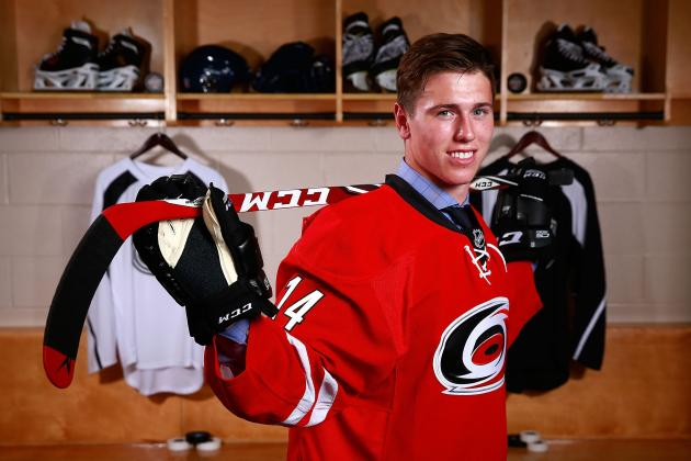 Carolina Hurricanes: 5 Players to Watch at Prospect Development Camp