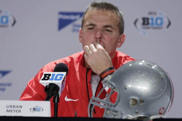 Questions We'd Love to Ask at 2014 Big Ten Media Days