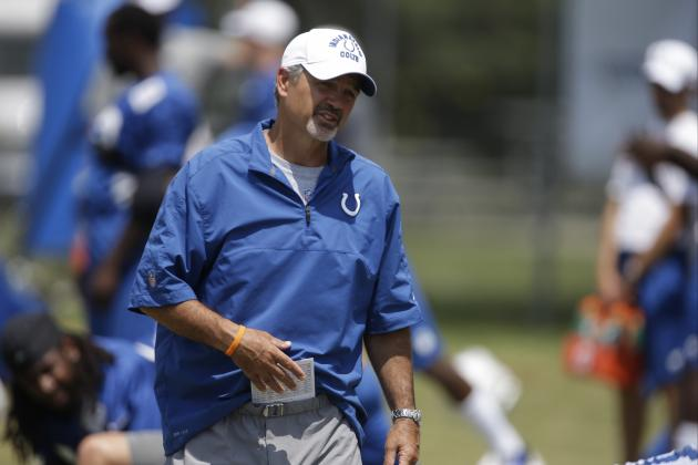 Indianapolis Colts Training Camp To-Do List
