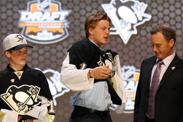 Best- and Worst-Case Scenarios for Pittsburgh Penguins' 2014 Draft Picks